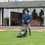 thumbnail 6 - Bosch Cordless Lawnmower EasyRotak 36 (4.0ah Battery, 37cm, 40L Grassbox, 36V)