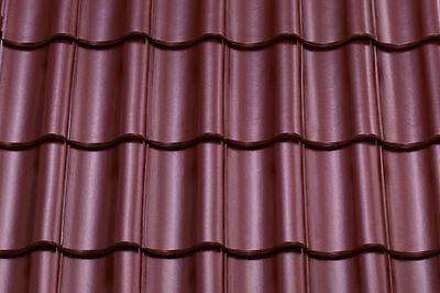 Heimwerker Sonstige Dachziegel Dachpfannen Tondachziegel 1.sorte 30 Jahre Garantie Am Kupferbraun
