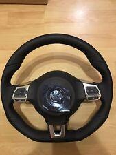 NEW ORIGINAL VW VOLKSWAGEN R line Steering wheel