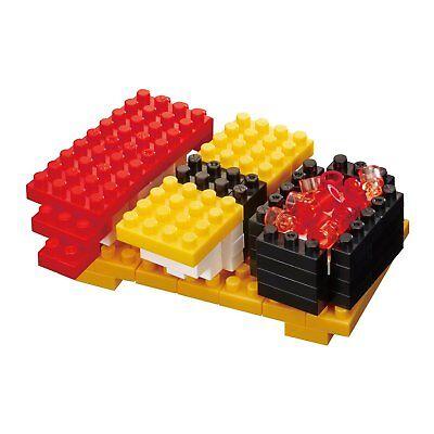 nanoblock - Sushi - nano blocks by Kawada Japan (NBC-220)
