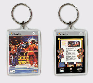 Best Of The Best Commodore Amiga Llavero Keyring