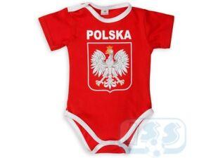Red Baby Onesie Poland