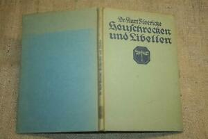 altes-Fachbuch-Heuschrecken-Libellen-Gottesanbeterinnen-1922
