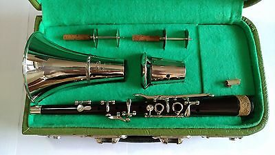 """As is"" Vintage C-Key Chromatic Soprano Suona (Chinese Oboe)"
