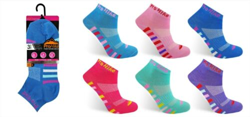 mix colour womens 12 pairs ankle liner trainer socks summer gym invisible ladies