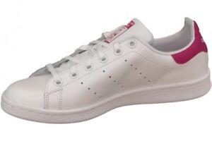nouveau style 6dca6 1a446 Adidas Originals Baskets Stan Smith J Junior enfant fille Non Applicable 36  2/3 Blanc
