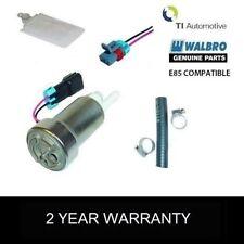 Genuine WALBRO 450 LPH POMPA COMBUSTIBILE + E85 compatibile Kit di Montaggio + FILTRO