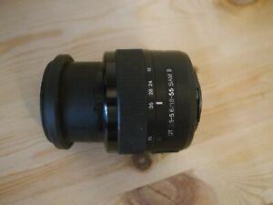 Sony 18-55 mm F3.5-5.6 DT SAM 55 mm broken for parts