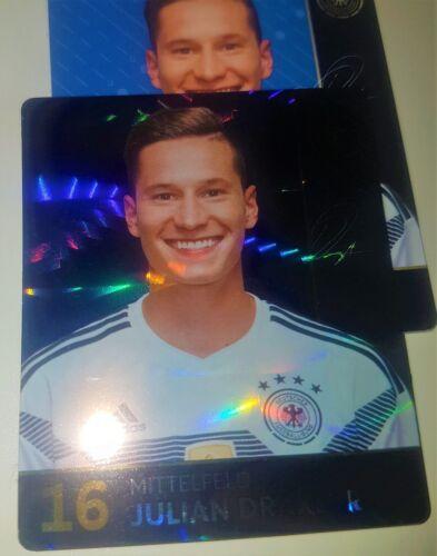 Rewe WM 2018 tarjetas de colección 23-leroy sane brillo