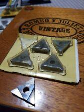 5 Valenite Tnma 43ngl Carbide Inserts Cutters Grade Vc7