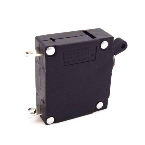 230V 15A In Circuit Breaker 18.8A Trip Amps BSB1-30 2000A 50//60 HERTZ Generator