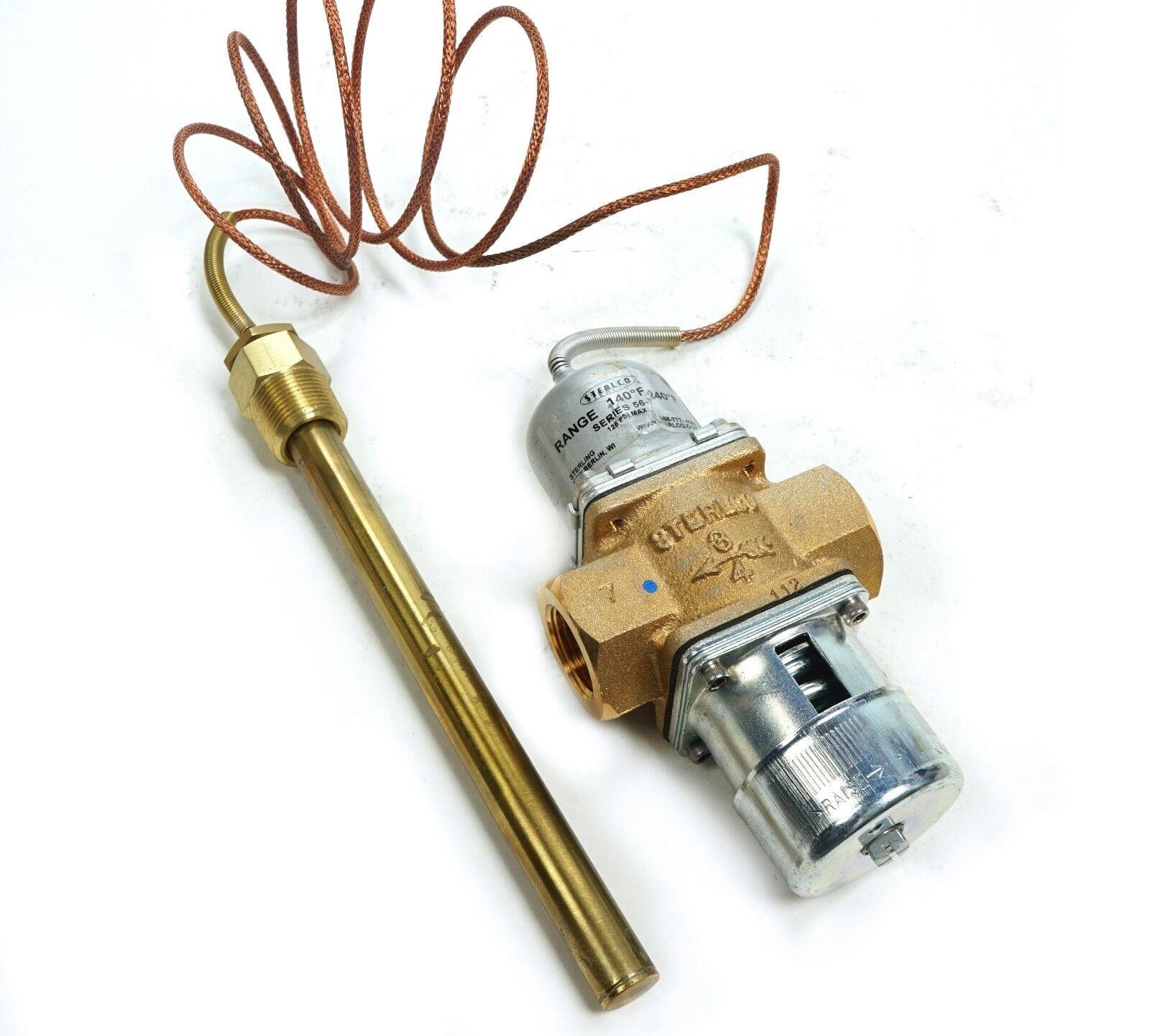 temperature control valve