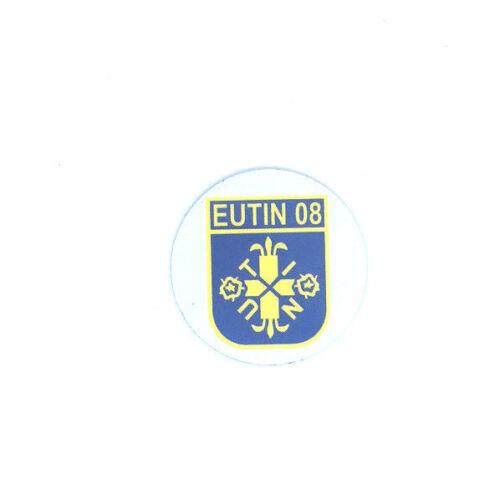 Fussball Bundesliga AMBALLCOM #153 Logo 3,3cm Eutiner SV 1908 Eutin Magnet