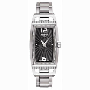 Tissot-Ladies-Stainless-Steel-Diamond-Watch-T037309A-New-with-Tags