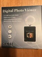 Digital Photo Viewer Key Chain Global