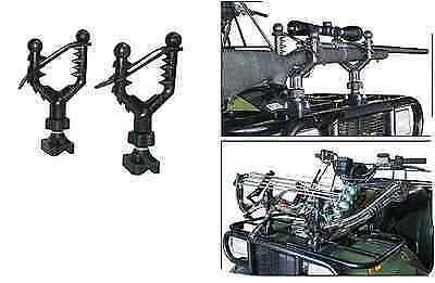 Quadboss ATV Heated Handle Grips Five Level Heat Controller 12V DC