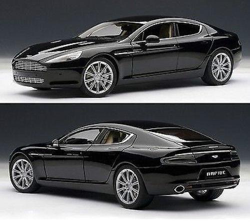 tienda de pescado para la venta 1 18 18 18 Autoart Aston Martin Rapide negro-negro  elige tu favorito