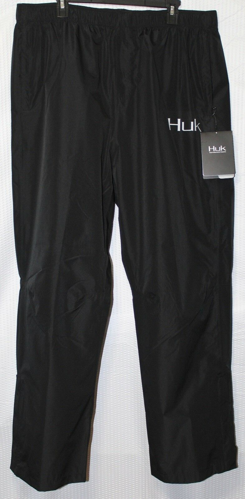 Huk Empacable Lluvia  Pantalones, Hombres Tamaño 2XL, H4000016  gran selección y entrega rápida