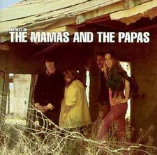 THE MAMAS AND & THE PAPAS ( NEW CD ) VERY BEST OF / 20 GREATEST HITS COLLECTION