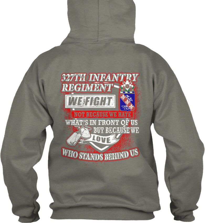 U.S Army Veteran 29th Infantry Division Mens Front Pocket Pullover Cotton Hoodie Sweatshirts