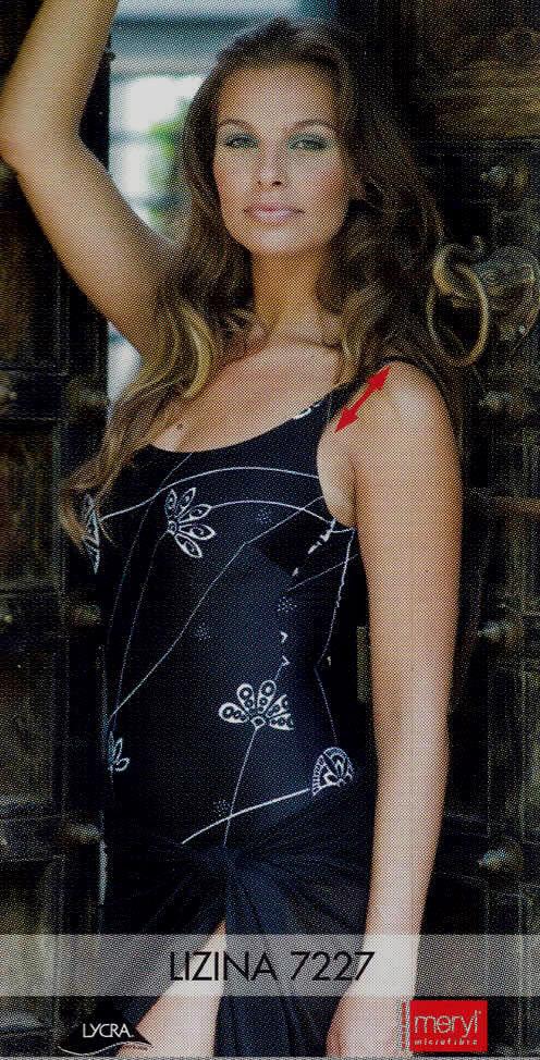 Anita COMFORT Costume da bagno con staffa  Onepiece 38e 40c liziana 7227 UVP