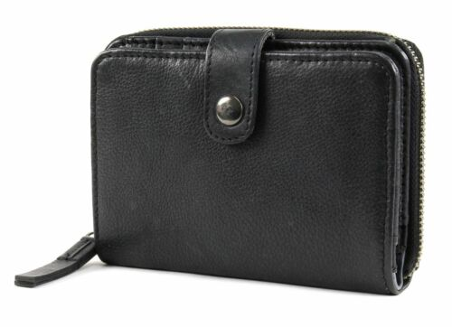 FREDsBRUDER Grange Wallet Yahi Geldbörse Black Schwarz Neu