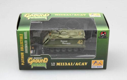 Acav Vietnam 1969 Neu Easy Model 35005-1//72 US Army M113A1