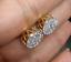 Deal-1-05-CT-Natural-Diamond-Cluster-Halo-Stud-Earrings-14K-White-Gold-9-5-MM thumbnail 7