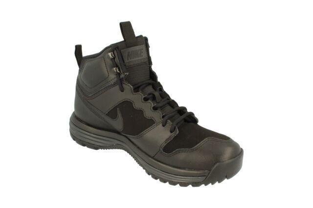 best website b0cc7 b0e8f Nike Dual Fusion Hills Mid Leather Mens Hi Top Trainers 695784 Shoes 004