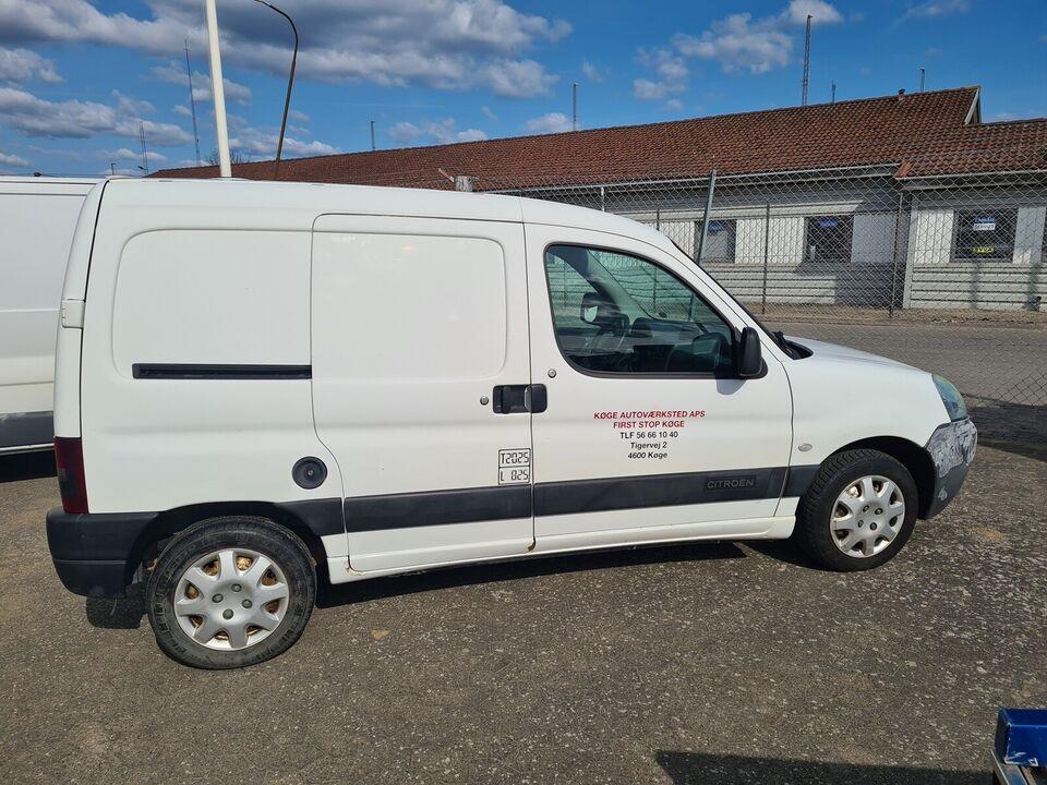 Citroën, Berlingo, 2,0 HDi Cityvan