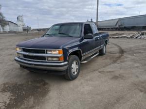 1998 Chevrolet Silverado 1500 4x4
