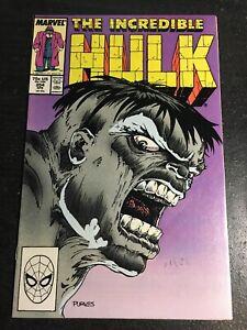 Incredible Hulk # 354 USA, 1989