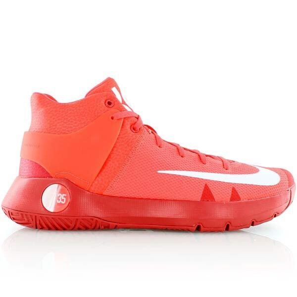 Nike Air KD TREY 5 IV RED Basketball shoes Mens BRIGHT CRIMSON  844571-616