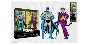 Batman figpin San Diego comic-con 2017 Exclusive