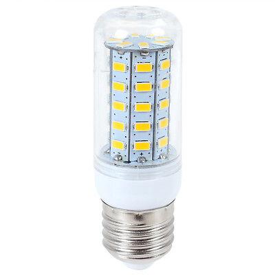 E27 110V/220V 9W 48X CREE 5730 SMD LED 1530LM Corn Home Garden Yard Light Lamp