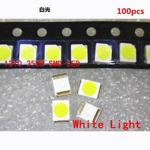 100Pc-1210-3528-SMD-LED-Super-Bright-Ultra-Bright-light-Emitting-Diode