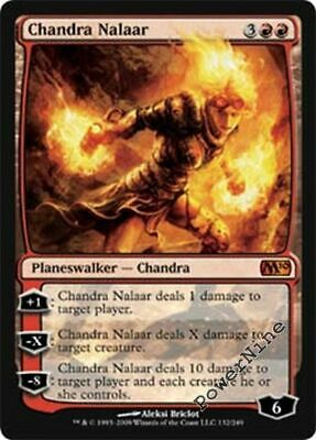 1 Chandra Nalaar Red Magic 2010 m10 Mtg Magic Mythic Rare 1x x1