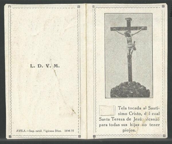 De Buen CorazóN Estampa Antigua De Jesus Andachtsbild Santino Holy Card Santini Delicioso En Sabor