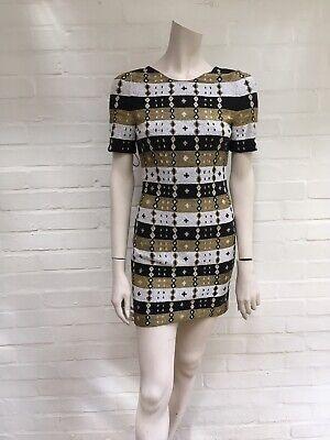 $5 000 Jasmine Di Milo Runaway Couture Pronovias Heavy Beaded Dress Uk 8 Us 4 S
