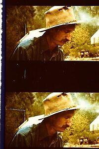 Pale-Rider-Clint-Eastwood-Richard-Kiel-1-strip-5-35mm-Unmounted-Film-Cells-Penn