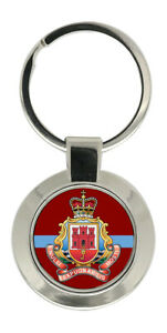 Royal-Gibraltar-Regiment-Armee-Britannique-Porte-Cles