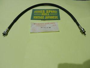 Kupplungszug cable set new YAMAHA XS 750 XS750 1T5 Wellenset Tacho DZM Gas