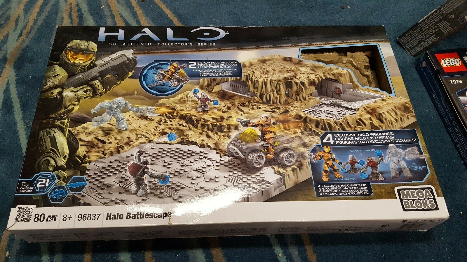 Halo mega Blok kit 96837
