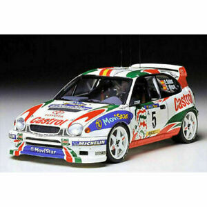 TAMIYA-24209-Toyota-Corolla-WRC-plastic-model-rally-car-assembly-kit-1-24th