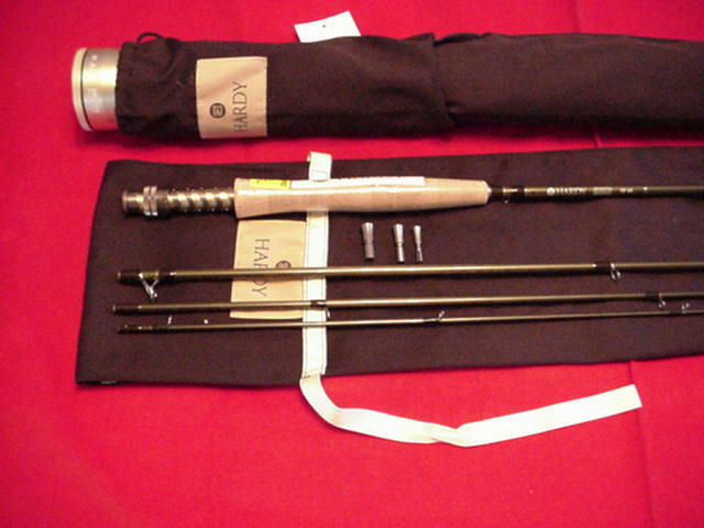 Hardy Fly Rod Rod Zenith Sintrix 10ft  4 Line Rod Fly GREAT NEW 4a4d0a