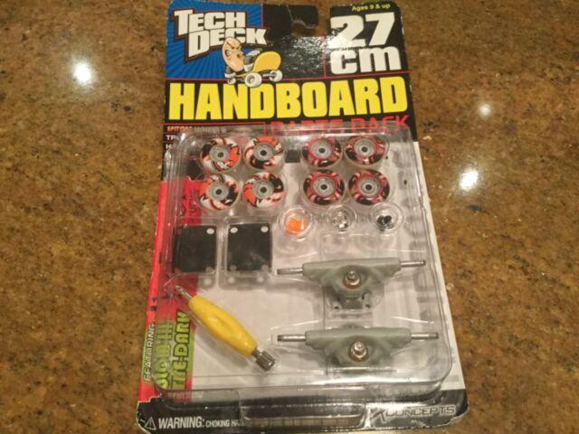 Tech Deck Handboard Parts Pack 27 Cm -rare