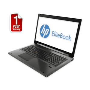 HP-Elitebook-8770w-Intel-i5-2-0GHZ-Win-10-500GB-HDD-4GB-RAM-DVDRW-WiFi