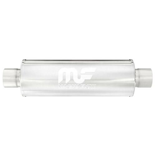 MagnaFlow Muffler Mag 409SS 27X6X6 2.5X2.5 C// mag12640