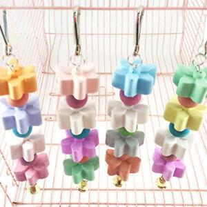 AM-EG-Flower-Shape-Bell-Parrot-Toy-Pet-Bird-Biting-Chewing-Hanging-Cage-Decor
