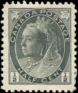 1898-Mint-H-Canada-F-Scott-74-1-2c-Queen-Victoria-Numeral-Issue-Stamp